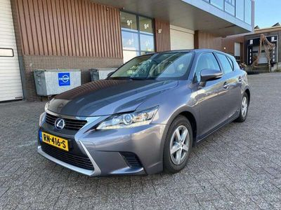 tweedehands Lexus CT200h Business Line Navi Clima PDC INCL. BTW 21%