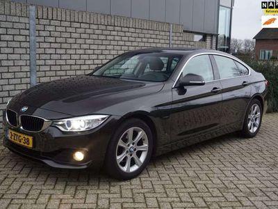 tweedehands BMW 420 Gran Coupé 420i High Executive Autom Leder Sportst