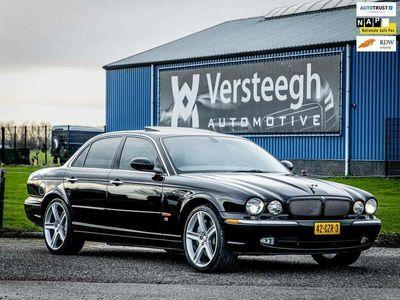tweedehands Jaguar XJR 4.2 V8 Supercharged Leder Dak Navi Topstaat!