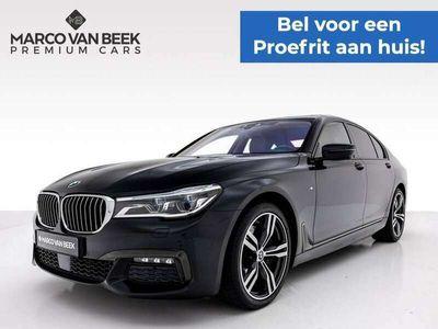 tweedehands BMW 750 750 i xDrive High Executive M-Sport Nw. Prijs € 177