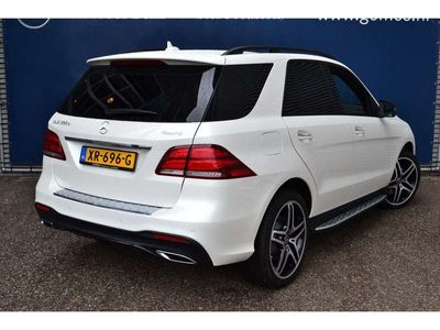 tweedehands Mercedes GLE350 d AMG | Nightpakket | Panoramadak | Comand Online |..