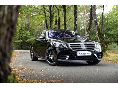 tweedehands Mercedes S560 S-Klasse4-Matic Lang Premium Plus AMG Line Automaat