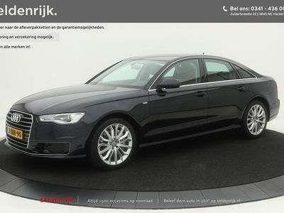 tweedehands Audi A6 3.0 TFSI Quattro Premium Edition | Automaat | 333pk | Xenon | BOSE | Leder | Navigatie | Memory | Stoelverwarming