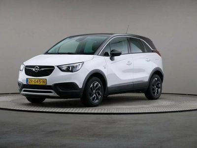 tweedehands Opel Crossland X 1.2 Turbo 120 Jaar Edition, Airconditioning, Apple Carplay