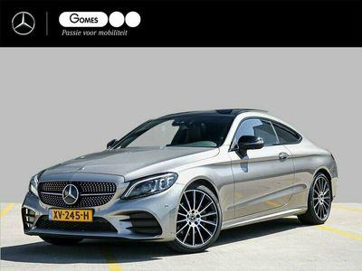 tweedehands Mercedes 200 C-KLASSE CoupéAMG Premium Plus | panoramadak |