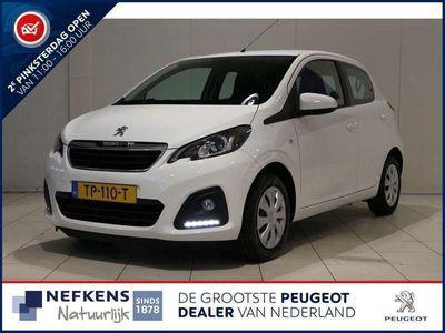 tweedehands Peugeot 108 1.0 72 pk Active Binnen 3 dagen rijden incl. garan