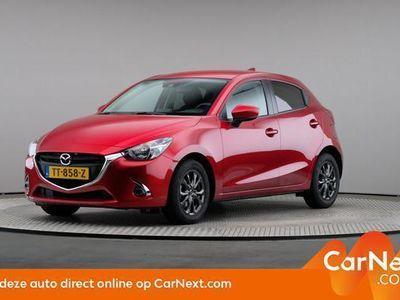 tweedehands Mazda 2 1.5 SKYACTIV-G 90 Sport Selected, Navigatie