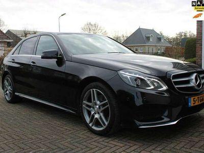 tweedehands Mercedes E300 BlueTEC HYBRID Edition Sport | AMG Line | ILS | Na