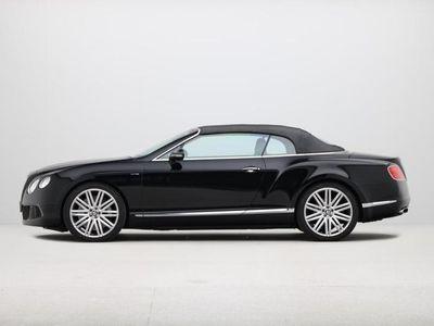 tweedehands Bentley Continental GT 6.0 W12 GTC Speed full optie