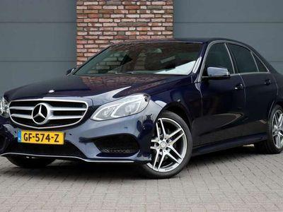 tweedehands Mercedes E300 BlueTEC HYBRID AMG Aut7, Navigatie, Bluetooth, LED