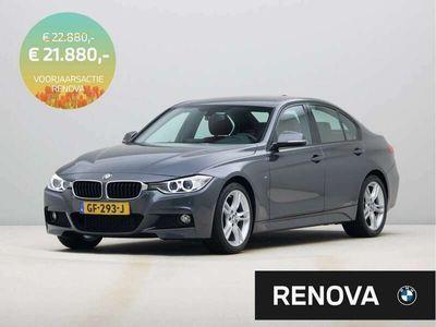 tweedehands BMW 316 316 i High Executive M-Sport   M-Sportpakket   Navi