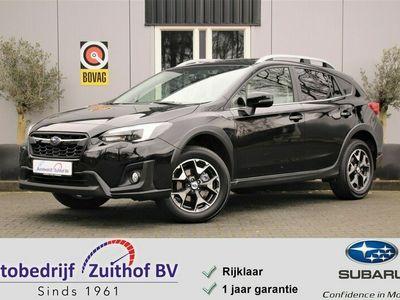 tweedehands Subaru XV 1.6i CVT Automaat Premium Leder - Navigatie - 1ste Eigenaar