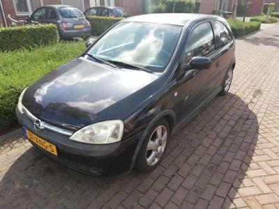 tweedehands Opel Corsa 1.2-16V Sport