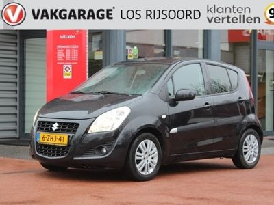 tweedehands Suzuki Splash 1.0 68Pk Exclusive | Stoelverwarming | Cruise cont