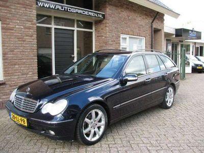 tweedehands Mercedes C270 Combi CDI Elegance Automaat / Leder / Navi