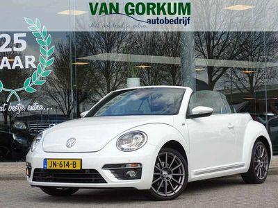 tweedehands VW Beetle Cabriolet 1.4 TSI 150 PK Sport DSG Automaat / R-LINE