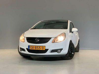 tweedehands Opel Corsa 1.2-16V Sport Airco 2009 LM Velgen APK Έlectric pakk