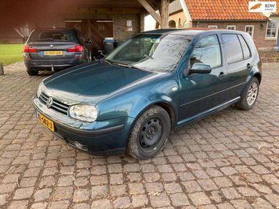 tweedehands VW Golf 1.6-16V Master Edition