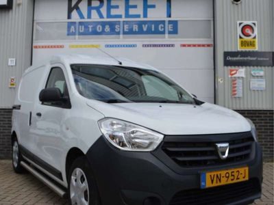 tweedehands Dacia Dokker 1.5 dCi 75 Ambiance Ex stoffeerder NETTE BUS, Airc