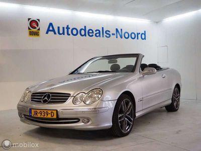 tweedehands Mercedes 200 CLK-Klasse CabrioK. Elegance CLIMATE CRUISE