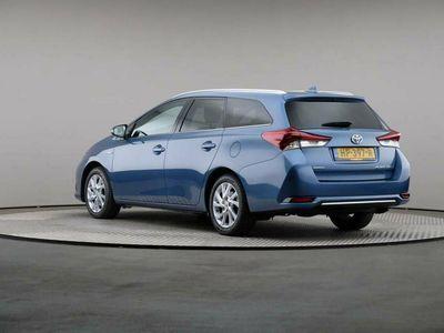 tweedehands Toyota Auris Touring Sports 1.8 Hybrid Lease, Automaat, Navigatie, Panoramadak