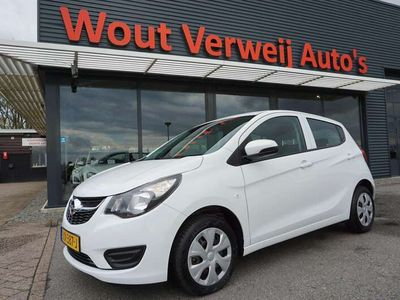 tweedehands Opel Karl 1.0 Start/Stop 75pk Edition Airco/Cruise/Bluetooth