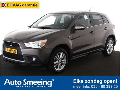 tweedehands Mitsubishi ASX 1.6 Cleartec Intense | Leder | Camera | Navigatie