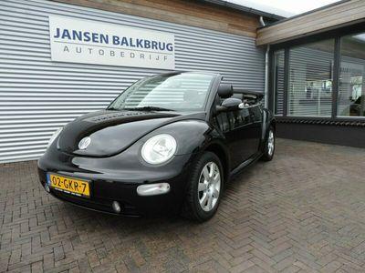 tweedehands VW Beetle NEWCabriolet 1.8-5V Turbo Highline