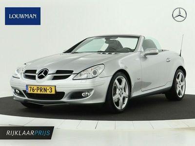 tweedehands Mercedes SLK280 V6 Edition AMG | Alarm | Leder |