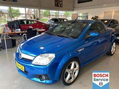 tweedehands Opel Tigra TwinTop 1.4-16V Cosmo | Cabrio Stoelverwarming Lic