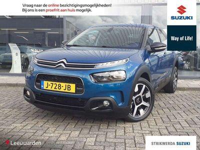 tweedehands Citroën C4 Cactus 1.2 PureTech Shine Navigatie/ Parkeer sensoren voo