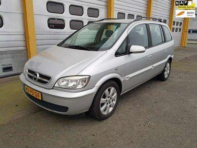 tweedehands Opel Zafira 1.6-16V Maxx 74kw 7-Pers. Airco! Bj:2004 NAP!
