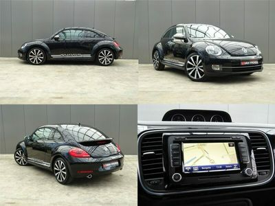 tweedehands VW Beetle 2.0 TSI Sport * NAVIGATIE * LEER * ECC !!