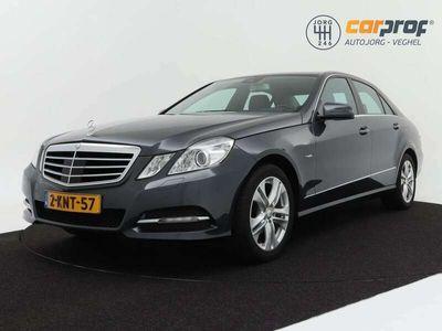 tweedehands Mercedes E220 CDI Avantgarde Dealer onderhouden ACC