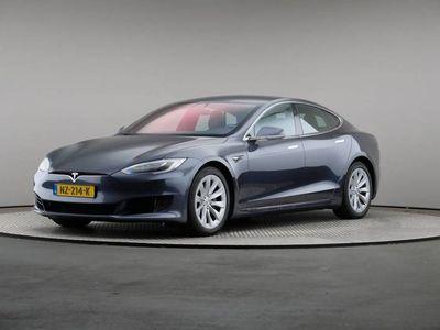 tweedehands Tesla Model S 75 kWh AWD, Automaat, LED, Navigatie