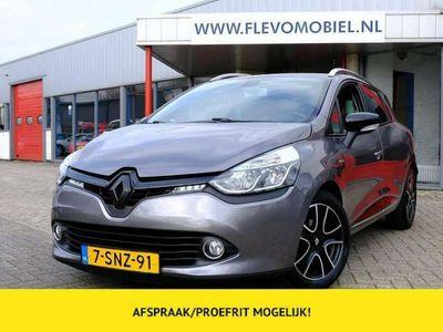 tweedehands Renault Clio R.S. Estate 1.5 dCi ECO Dynamique 5-Deu Navi|Cam|LMV