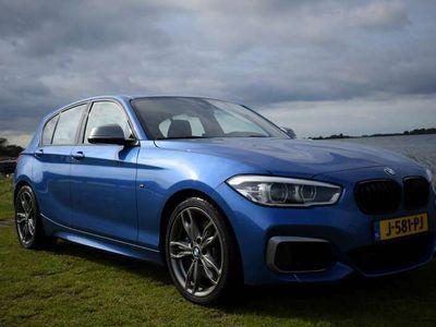 tweedehands BMW M140 140 xDrive, Garantie, Alarm, Navi-pro