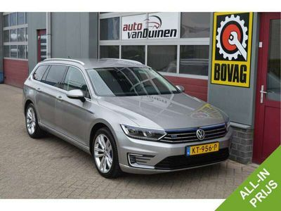 tweedehands VW Passat Variant 1.4 TSI GTE Connected Series O.a: 18 Inch L.m., Fu