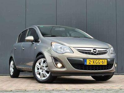 tweedehands Opel Blitz Corsa 1.2i 16VLPG 1e Eigenaar Navi Mooi PDC Cruis