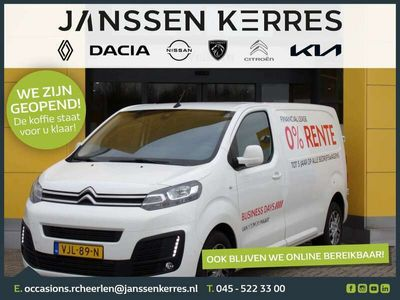 tweedehands Citroën Jumpy 2.0 BLUEHDI 120PK M DRIVER l NAVIGATIE l TREKHAAK l AIRCO l DEMO EX. BTW EX. BPM
