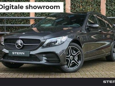 tweedehands Mercedes C300 C 300 EstateAutomaat Business Solution AMG | Pre