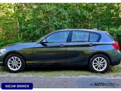 tweedehands BMW 120 120 i High Executive Automaat, Leder, Navi, PDC, Cr