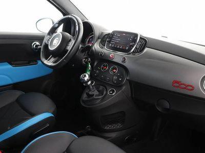 tweedehands Fiat 500S 500 1.2 SSchuifdak Navigatie UConnect 7 Inch Liv