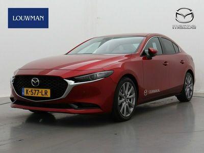 tweedehands Mazda 3 2.0 SkyActiv-G 122 Luxury   Origineel NL!   BTW auto  