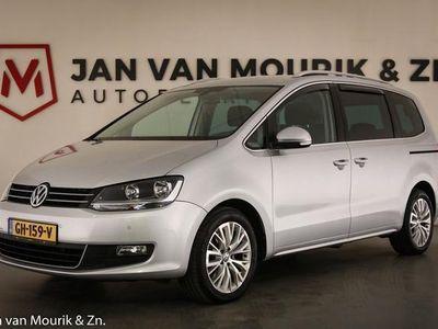 tweedehands VW Sharan 2.0 TDI Comfortline 7p. | NL-AUTO | GUNSTIGE KM |