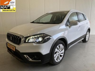 tweedehands Suzuki SX4 S-Cross 1.0 Boosterjet Navi Stoelverwarming Camera 33000km