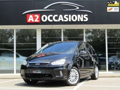 tweedehands Ford C-MAX 1.8-16V Limited Trekhaak, Cruise Control, Climate