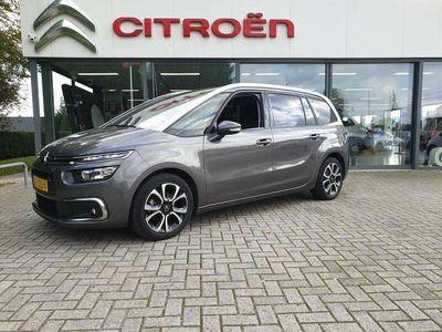 tweedehands Citroën C4 SpaceTourer Grand1.2 PureTech Business Airco | navigatie | 7 persoo