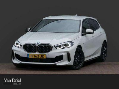 tweedehands BMW M135 135 i xDrive High Executive   Aut8 Widescreen H&K