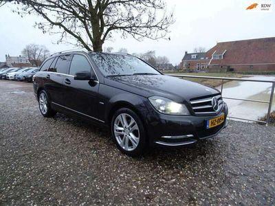 tweedehands Mercedes C180 Estate CDI Business Class Avantgarde met 1/2 Leer
